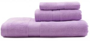 AmeriBamboo high quality bamboo rayon 600 GSM, 3 piece towel set - bamboo towels