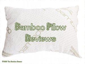 Bamboo pillow reviews