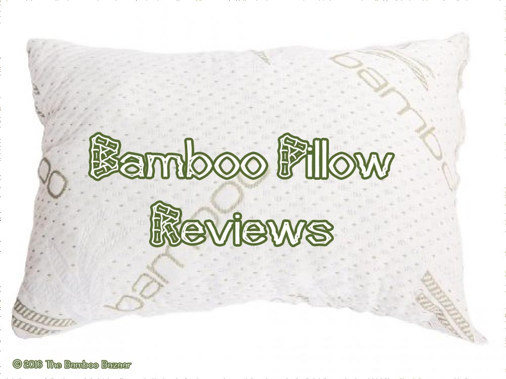 Bamboo Pillow Reviews A Guide To The Best Eight Of 2018
