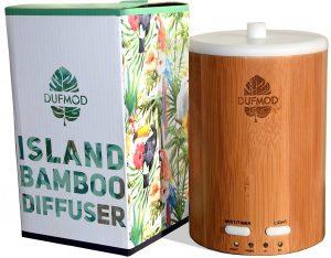 Bamboo diffusers