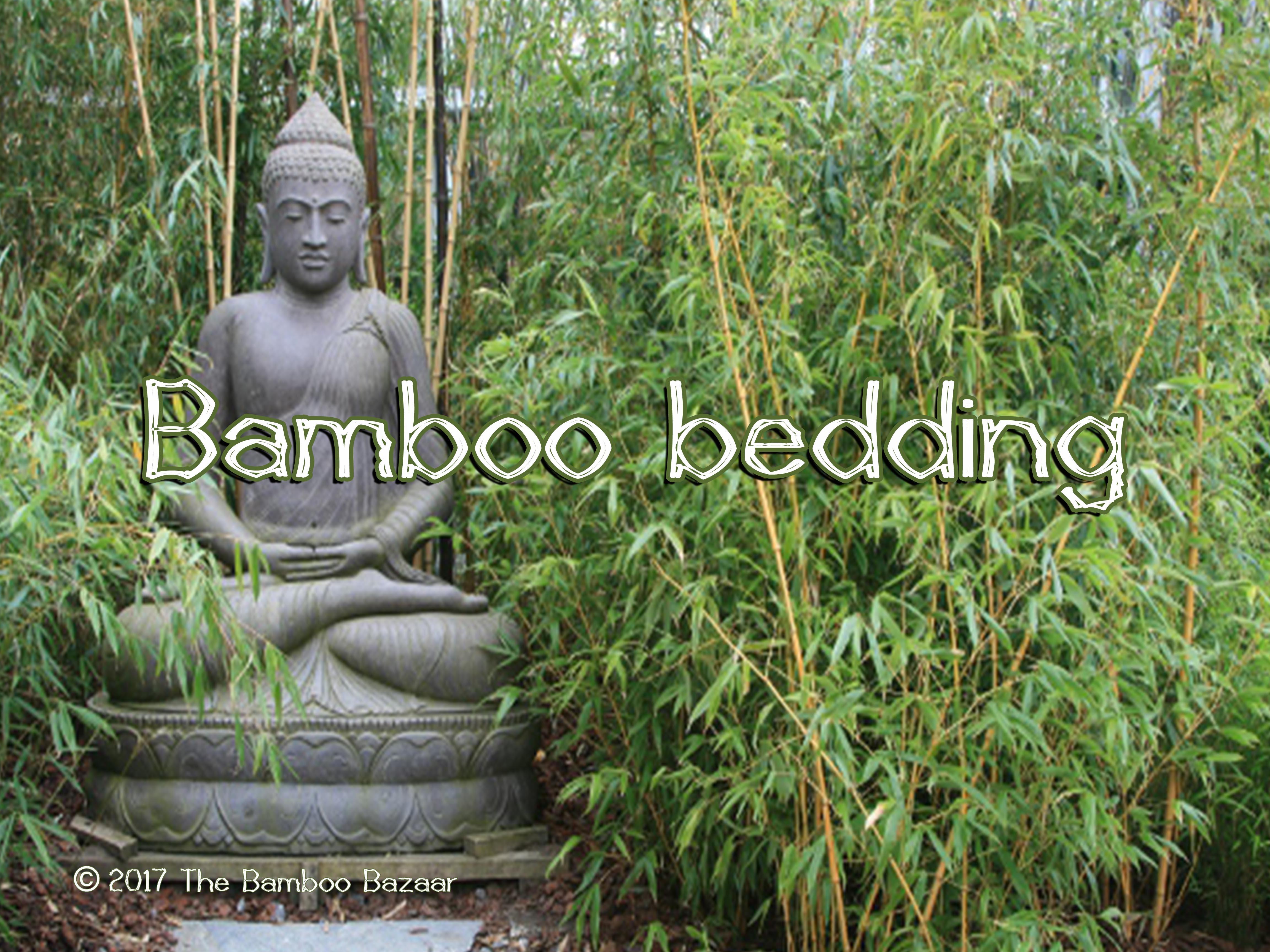 Bamboo bedding
