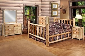 Superb rustic bedroom