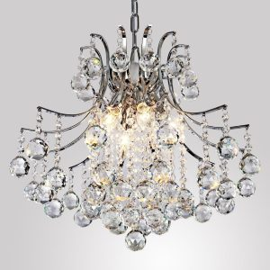 Simple th LightInTheBox modern contemporary Crystal chandelier with lights