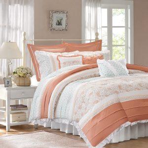 shabby chic comforter set