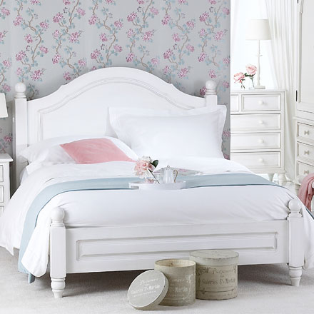 Shabby chic bedroom ideas my guide to transform with for Shabby chic bett