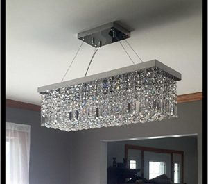 Spectacular th Ella Fashion clear K Crystal Chandelier