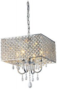 Nice rd Whse of Tiffany Royal Crystal chandelier