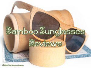 Bamboo sunglasses reviews