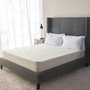 Brentwood Home bamboo Gel 11-inch memory foam mattress - bamboo mattress