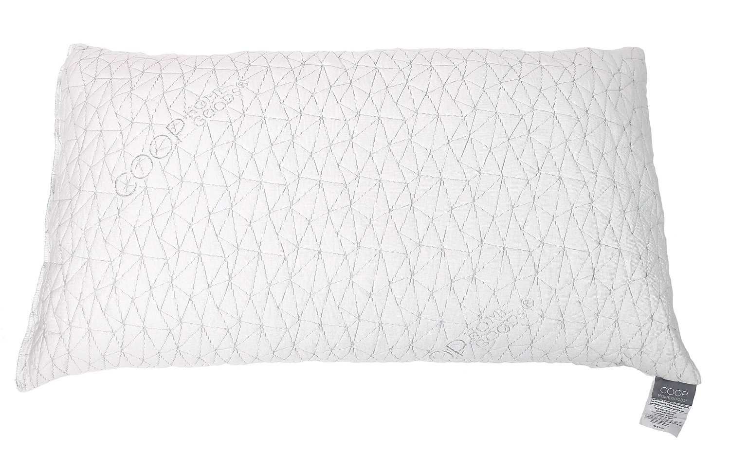 Coop Home Goods Shredded Memory Foam Bamboo Pillow Review