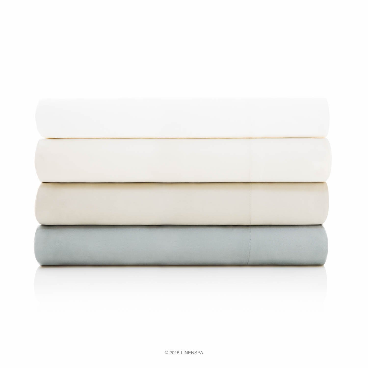 Linen Spa Ultra Soft Luxury 100% Rayon From Bamboo Sheet Set