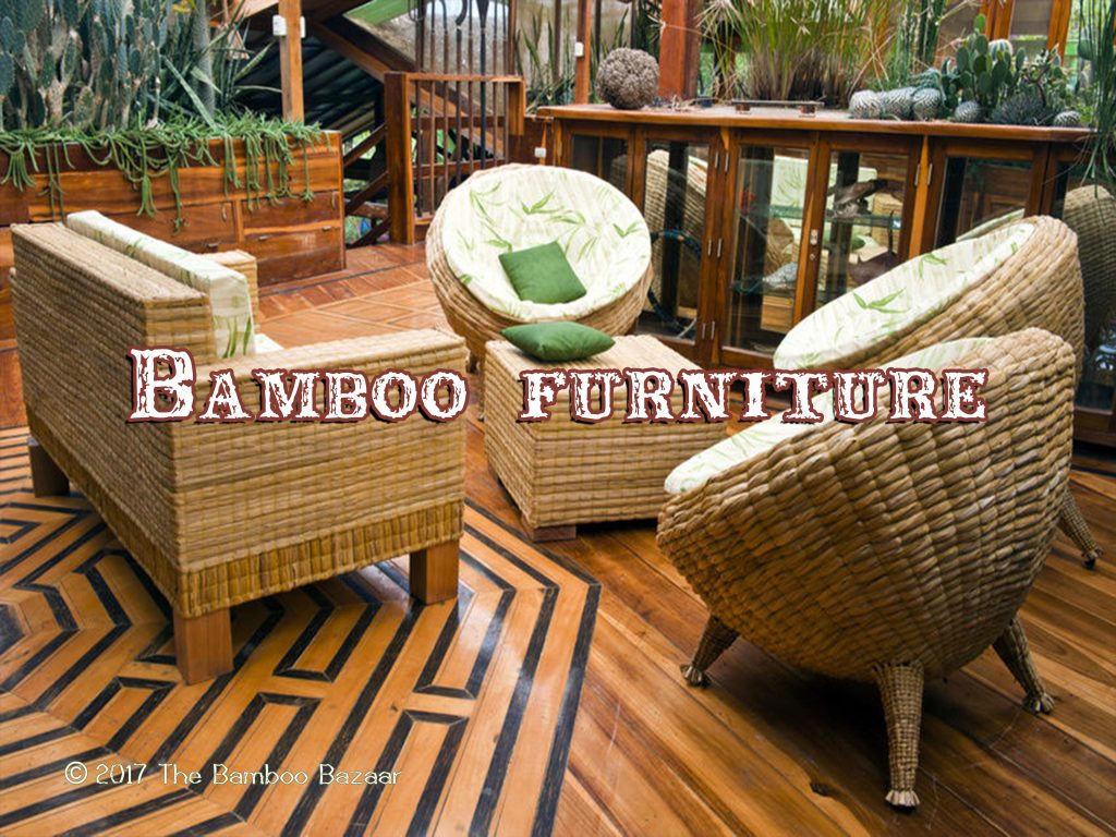 Bamboo furniture guide to buying best blinds chairs shades tables