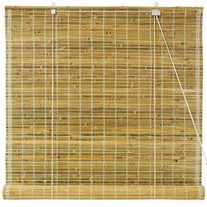 Bamboo blinds and shades