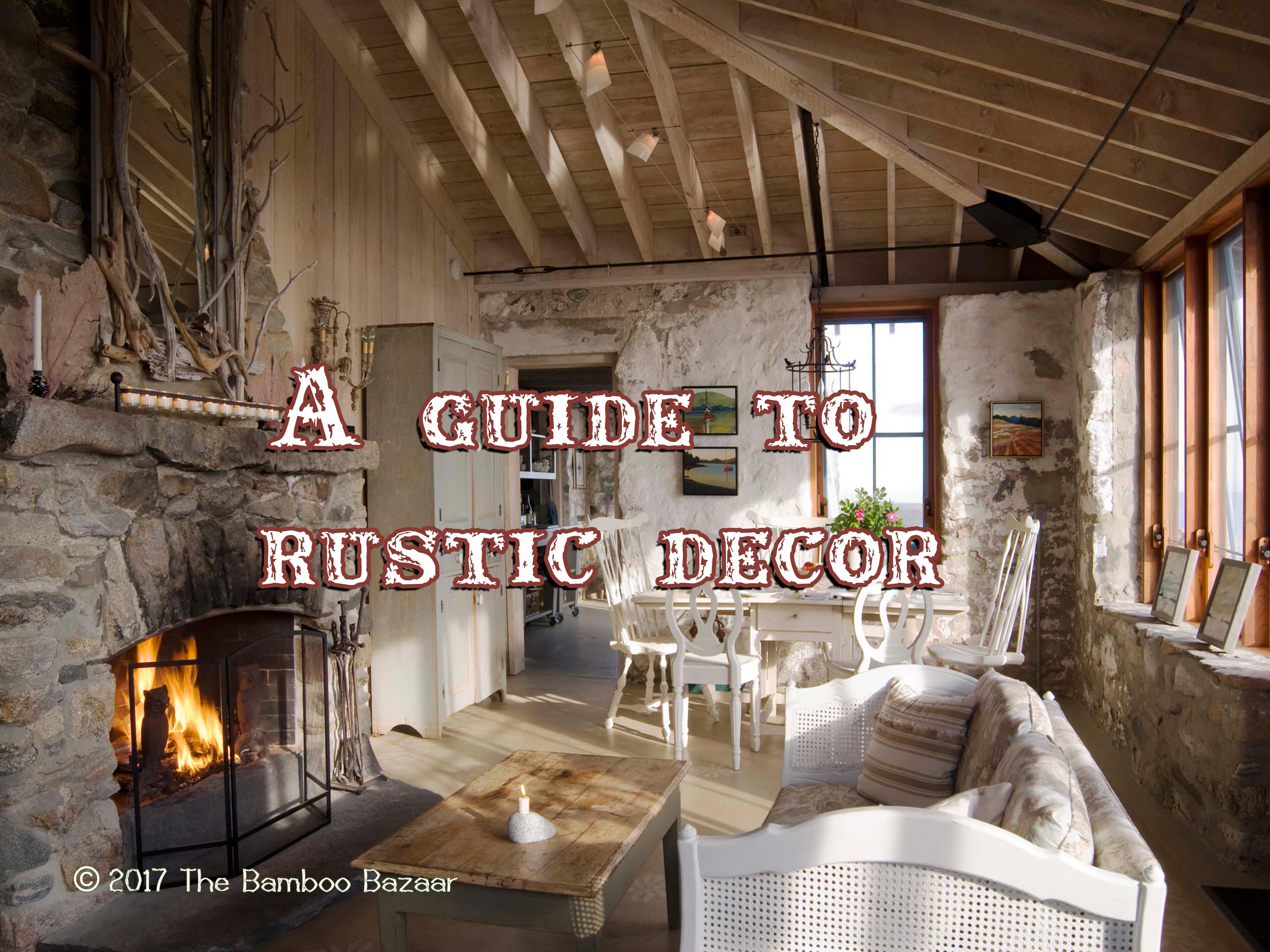 A Guide To Rustic D 233 Cor A Brief Introduction To This