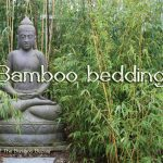 Bamboo bedding