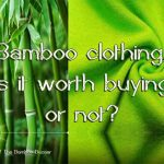 Bamboo clothing, is it worth buying or not?