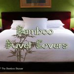 Bamboo duvet covers