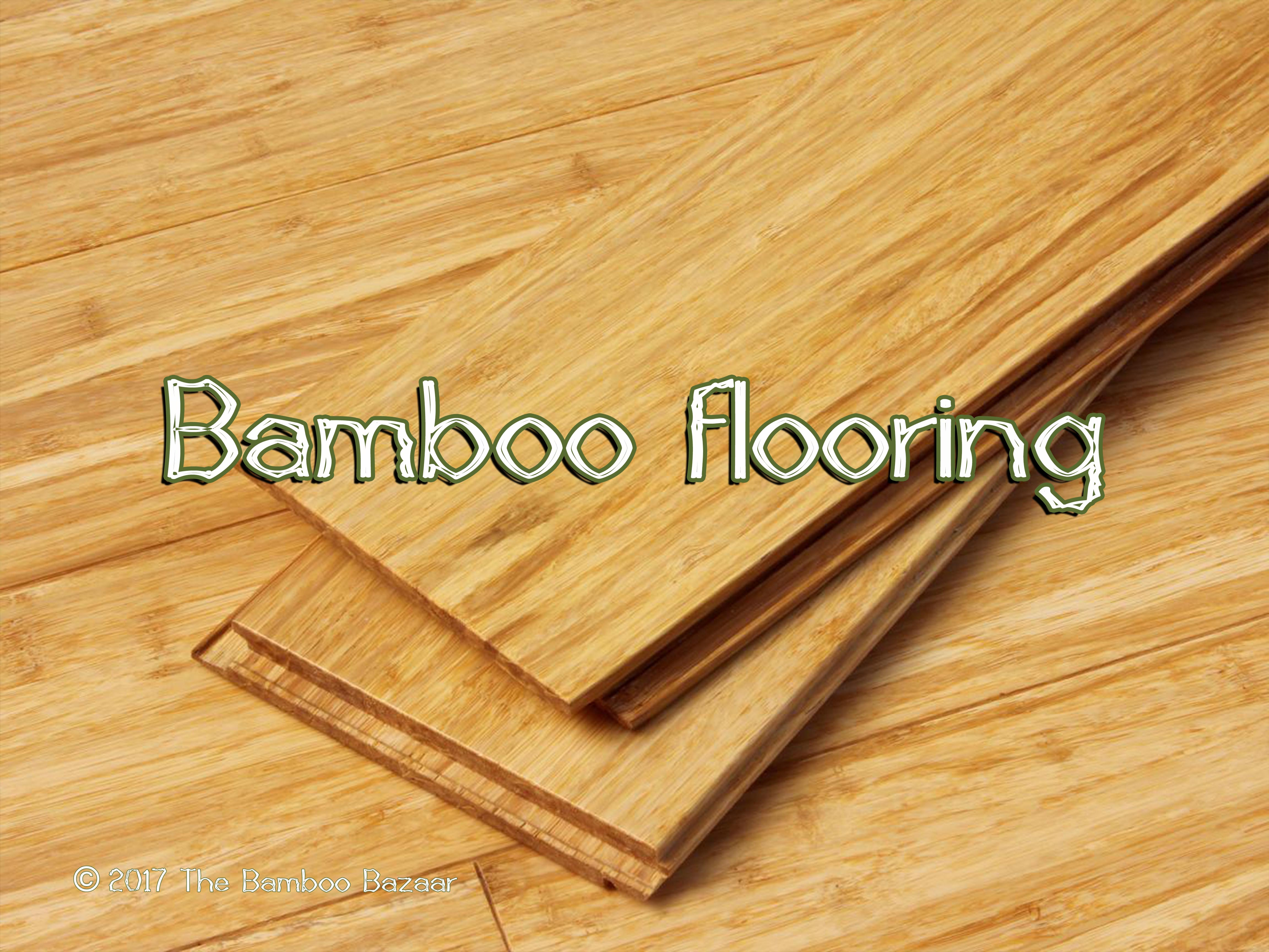 bamboo flooring the advantages and a few disadvantages
