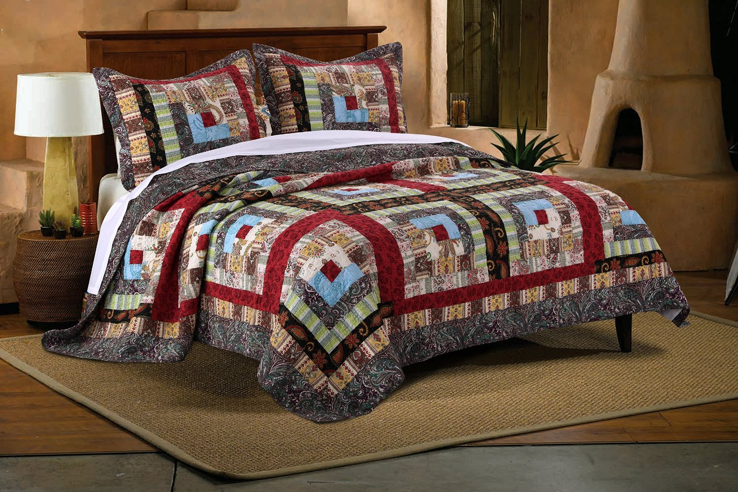 Rustic Bedding Sets The Best Comforters And Quilts