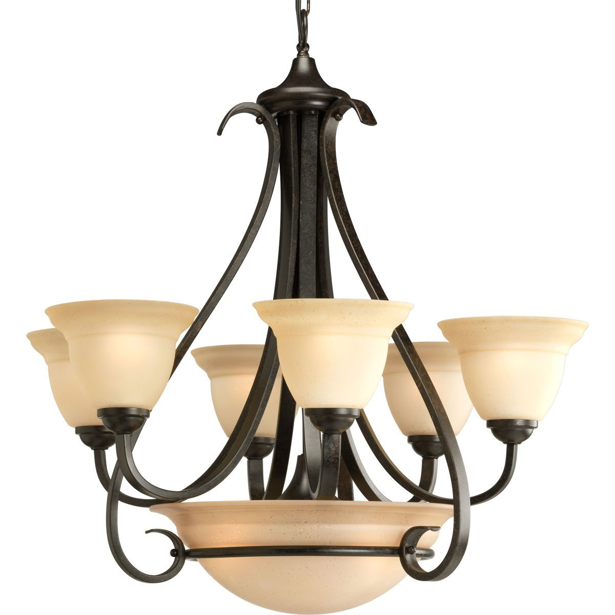 rustic chandeliers & edison chandeliers: guide to the best