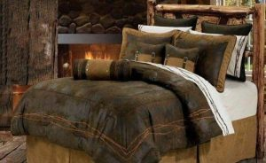 rustic bedding sets