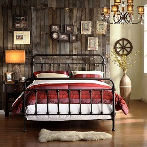rustic bed frames