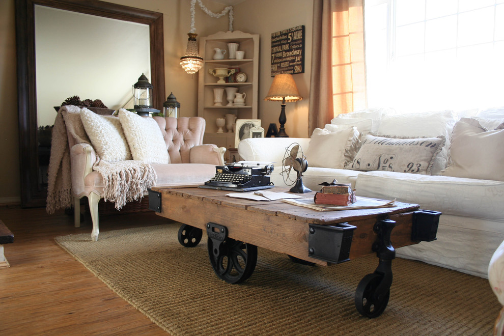 Rustic Shabby Chic Décor, Perfect Marriage of Two Interior Design Styles!