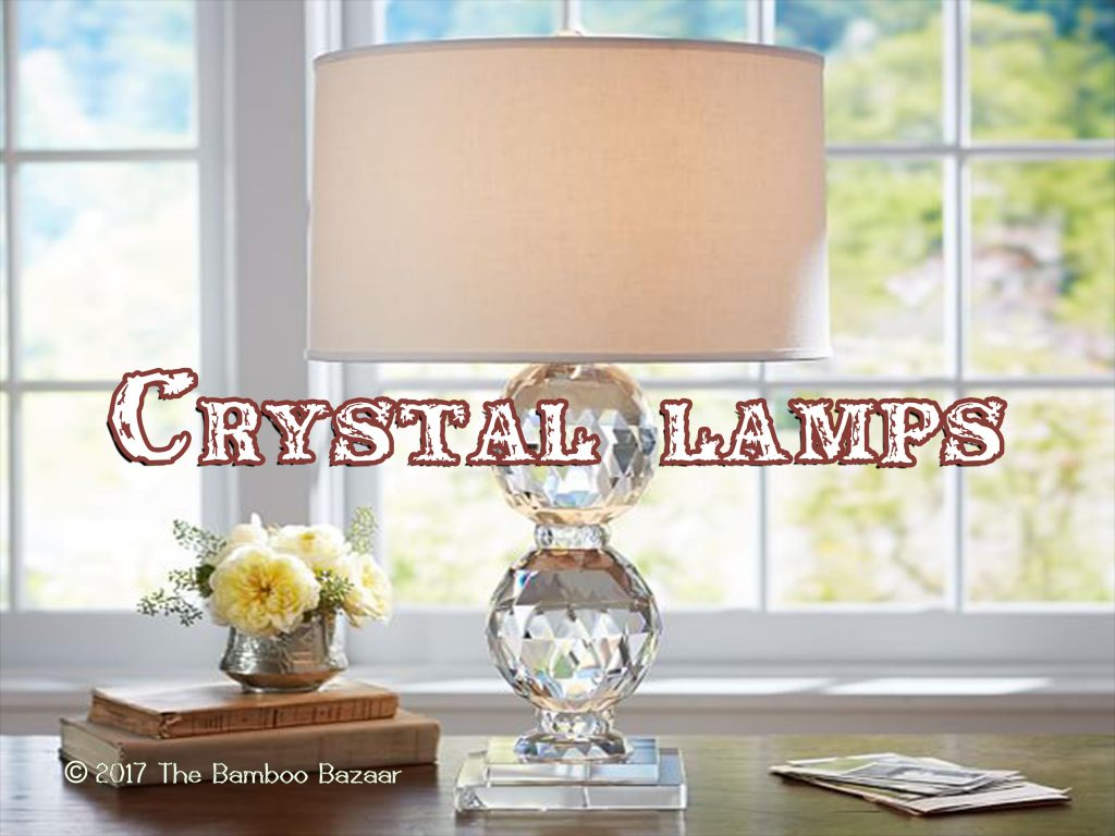 Crystal Floor Table Lamps A Guide To The Best Of 2018