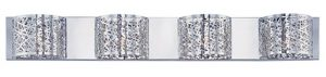 Crystal vanity lights