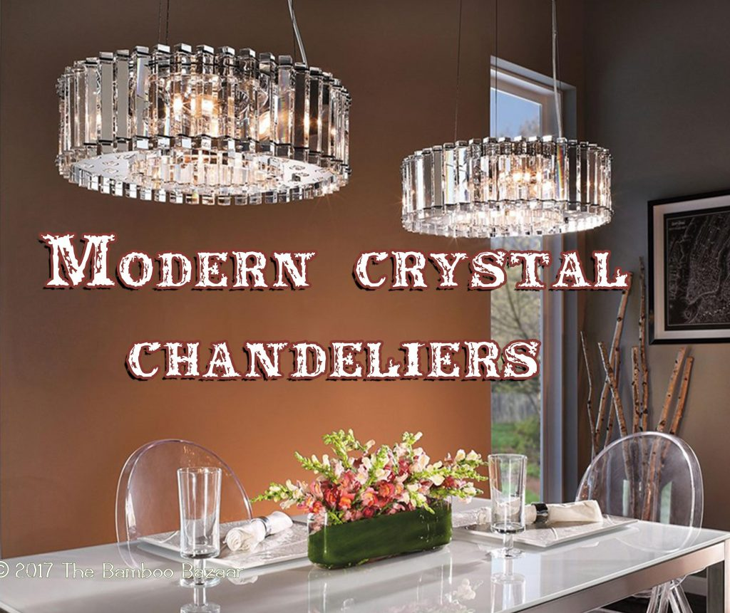 Modern contemporary crystal chandeliers a guide to the best of 2018 modern crystal chandeliers arubaitofo Image collections