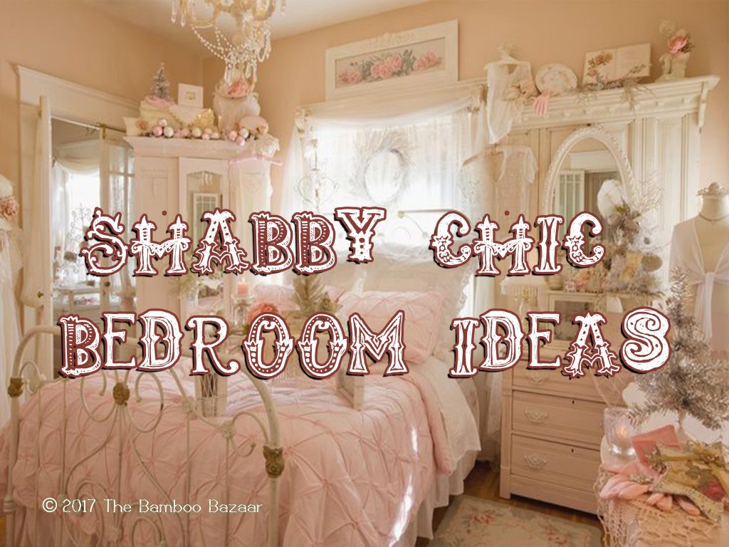 shabby chic bedroom ideas my guide to transform with vintage style. Black Bedroom Furniture Sets. Home Design Ideas