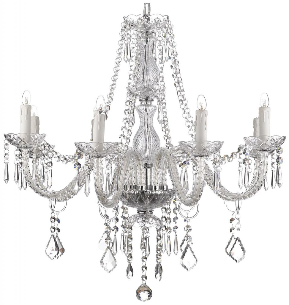 Jac D'Lights Chandelier