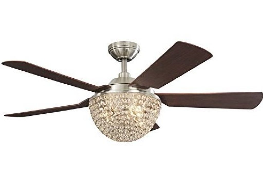 Click on Image to Buy Now!! - Crystal Ceiling Fans & Lights: Guide To The Best Of 2018!