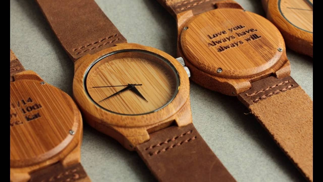black grain watch wood watches review original rosewood youtube