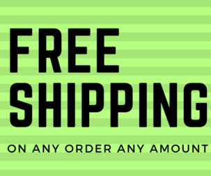 Free Shipping from The Bamboo Bazaar